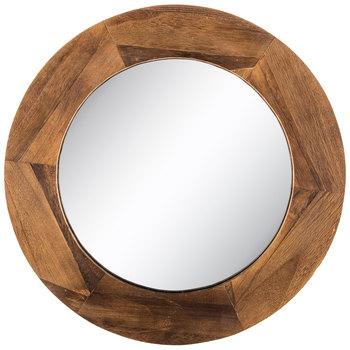 """14"""" Inner Diameter Rustic Wood"""