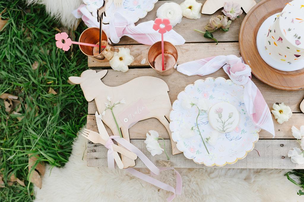 Flora & Fauna Spring Party
