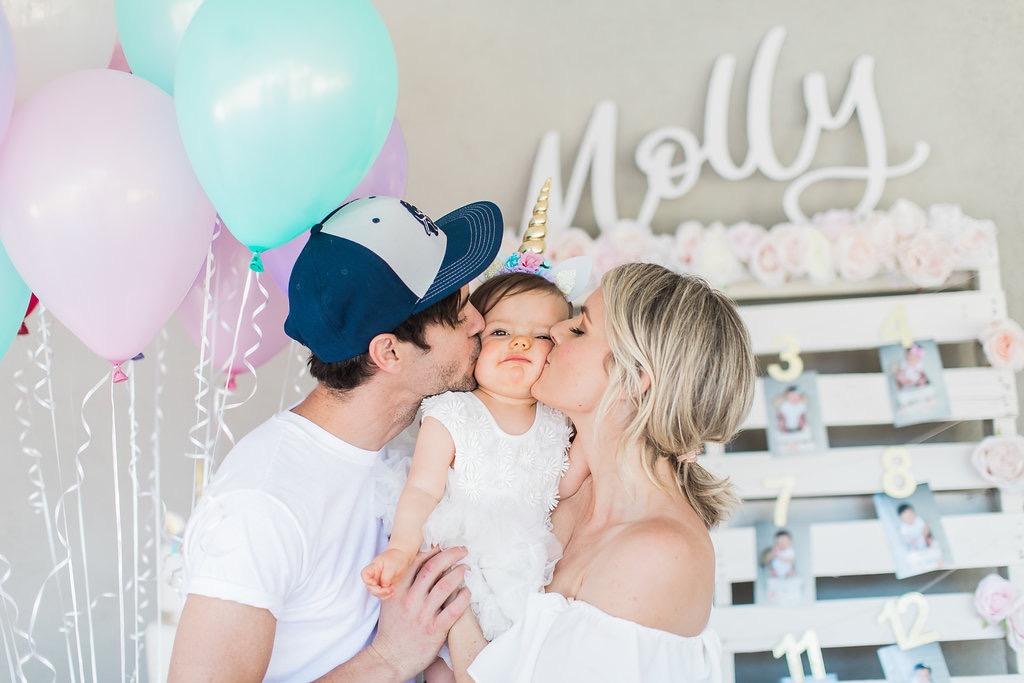 Molly's 1st Birthday