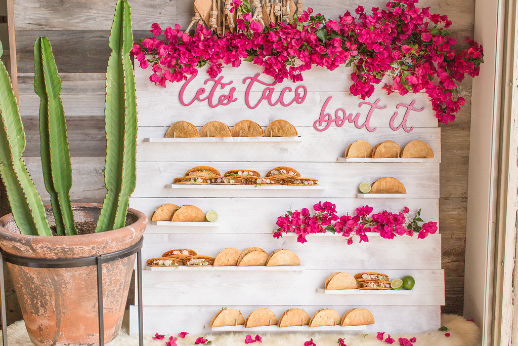 Let's Taco Bout It: A Cinco de Mayo Party Brimming with Cactus + Colorful Accents