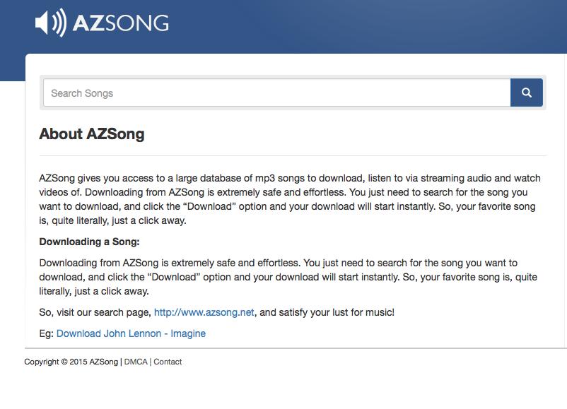 Music Database Download