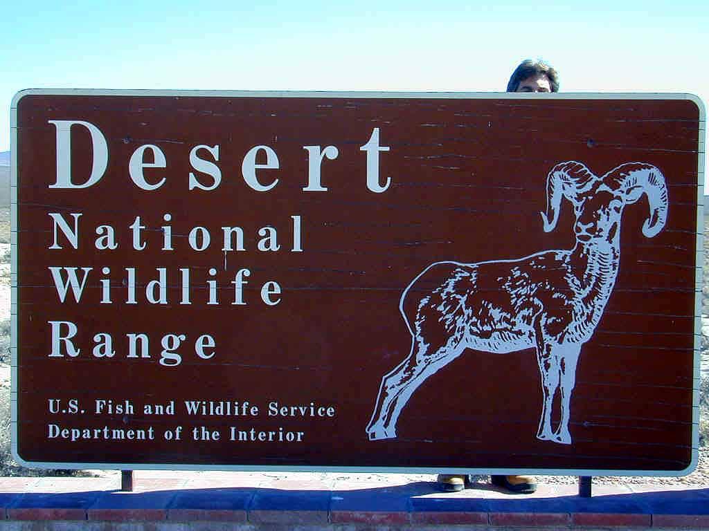 Desert National Wildlife Range U.S. Fish and Wildlife Service Department of the Interior