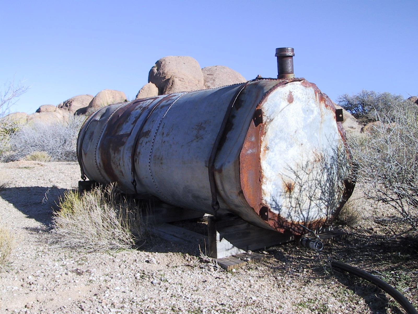 Fuel Storge Tank