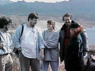 Chris, Mike, Nancy, Eric