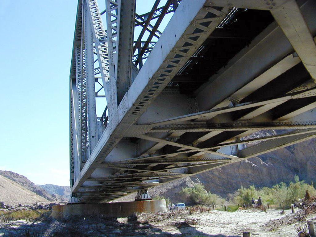 Bridge over the river Afton