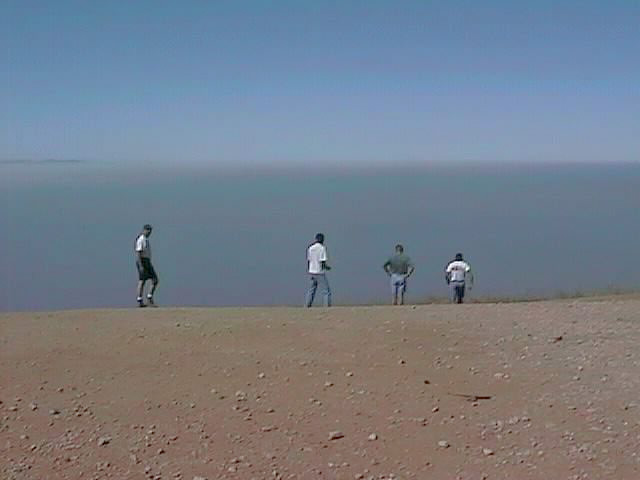 Viewing the inversion layer