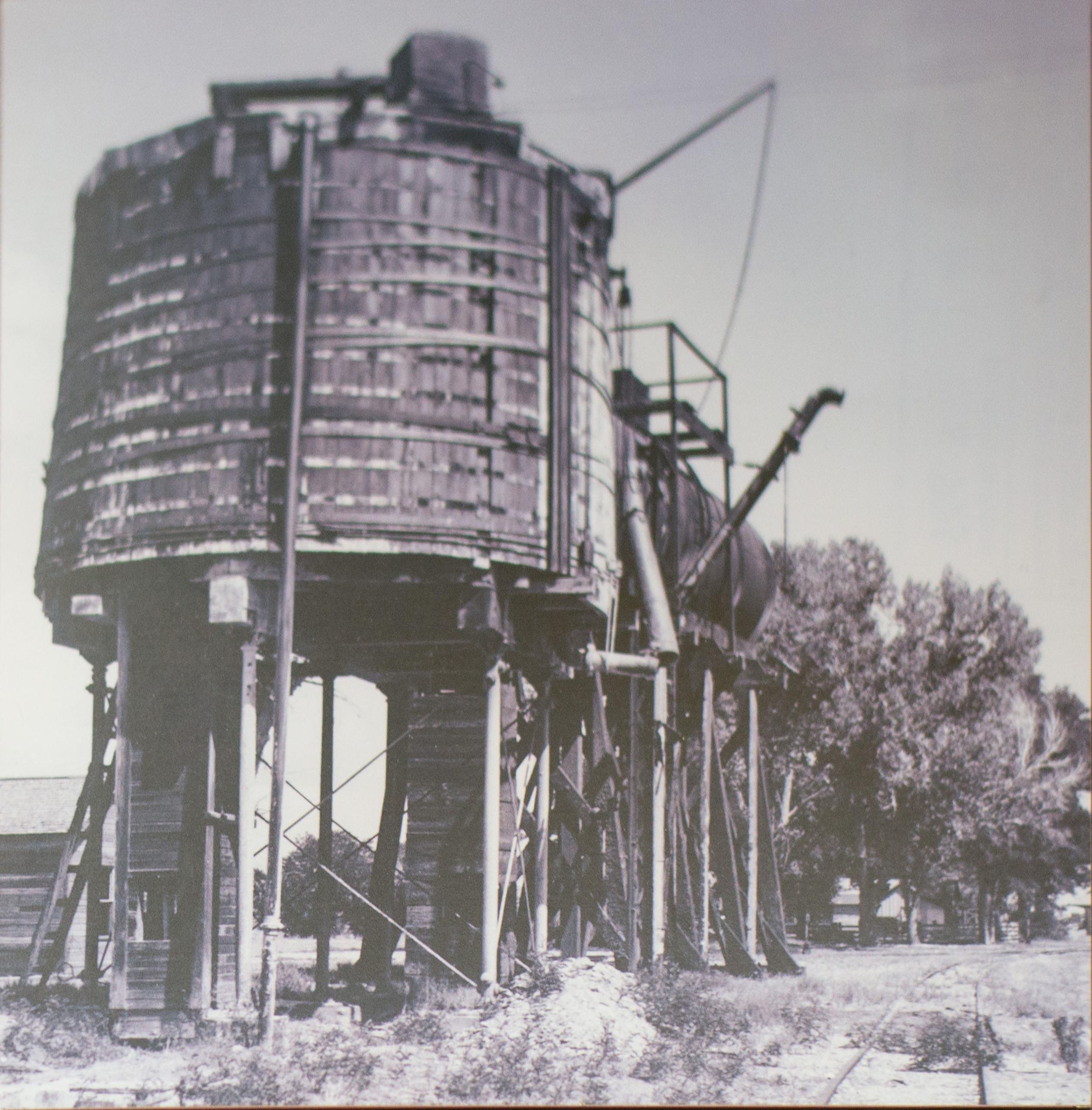 Railroad Watering Station