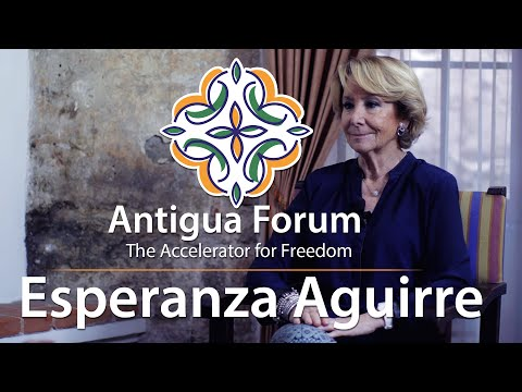 Surviving At the Top of National Politics   Esperanza Aguirre, Spain   Former minister of education and culture; former president of the Senate; former president of the Community of Madrid; president of the Popular Party of Madrid