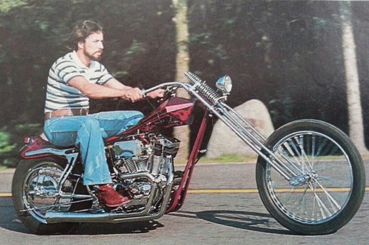 Custom Bike Magazine Feb. 1977
