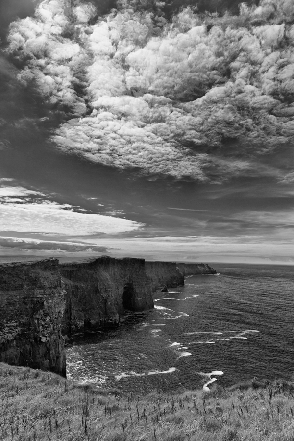 Cliffs of Moher, August Afternoon