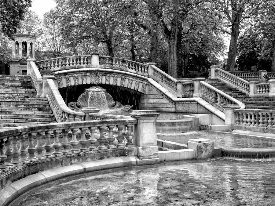 Jardin Darcy, Dijon