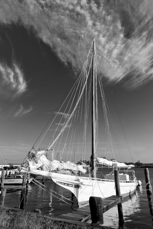 Deal Island, October Morning