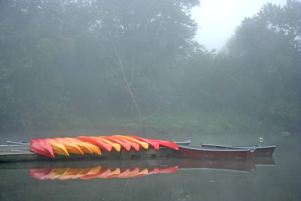 Fletcher's Canoes