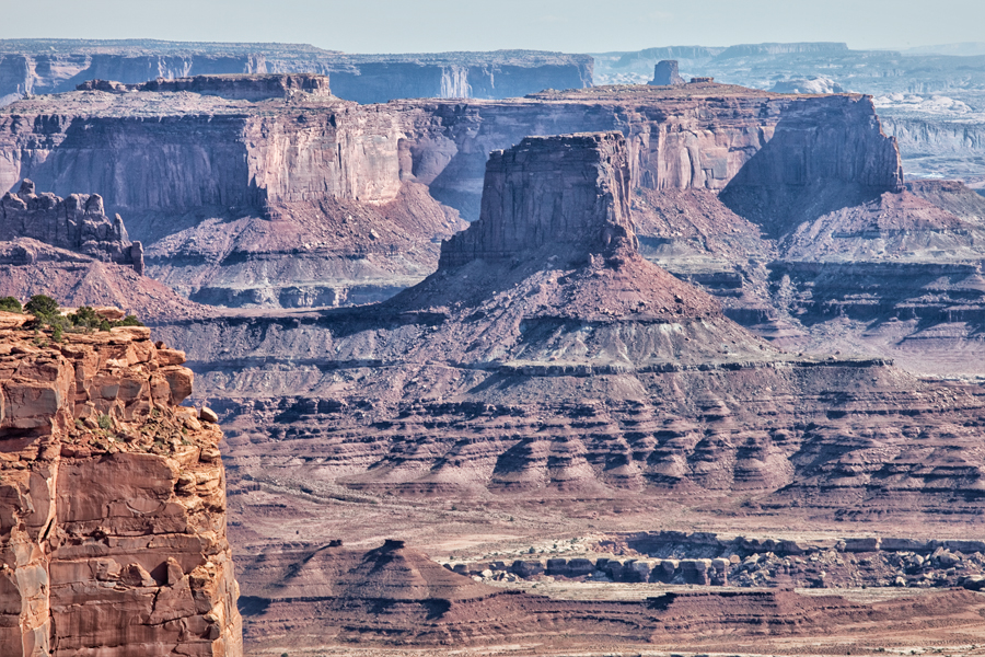 Canyonlands Park, September Morning