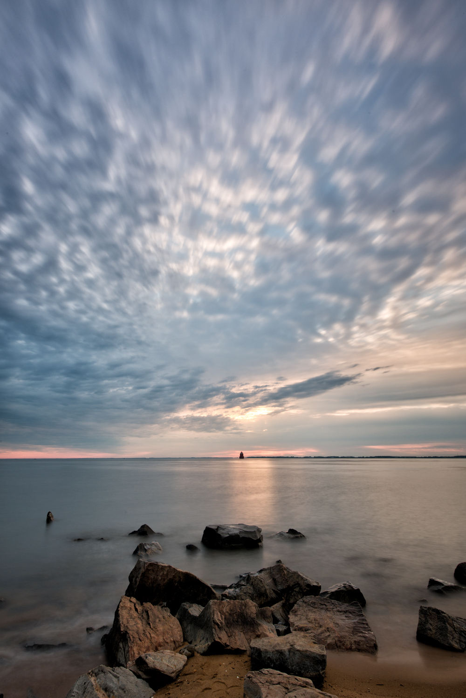 Sandy Point Park, May Sunrise
