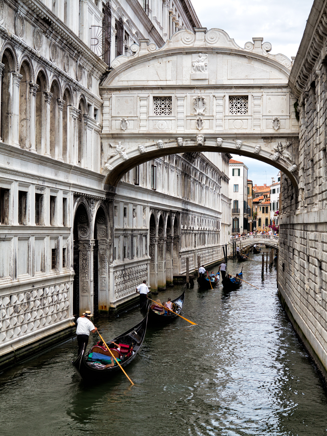 Venice, Italy, August Afternoon