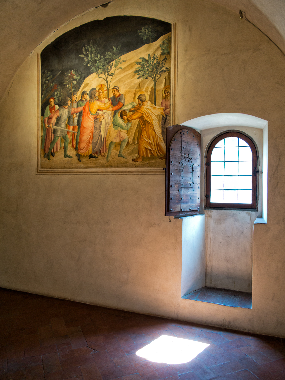 Monk's Cell, Florence, Italy