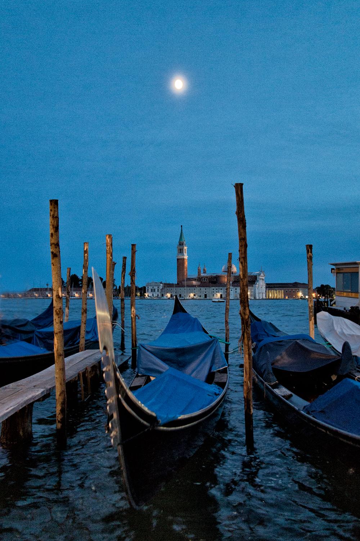 Venice, Italy, August Evening