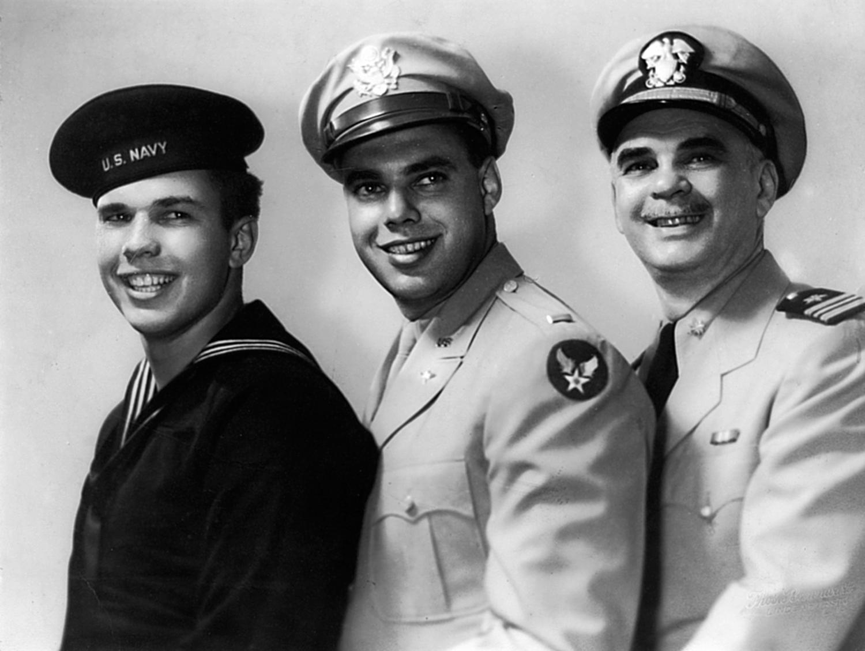 Buddy, Doug and Harry