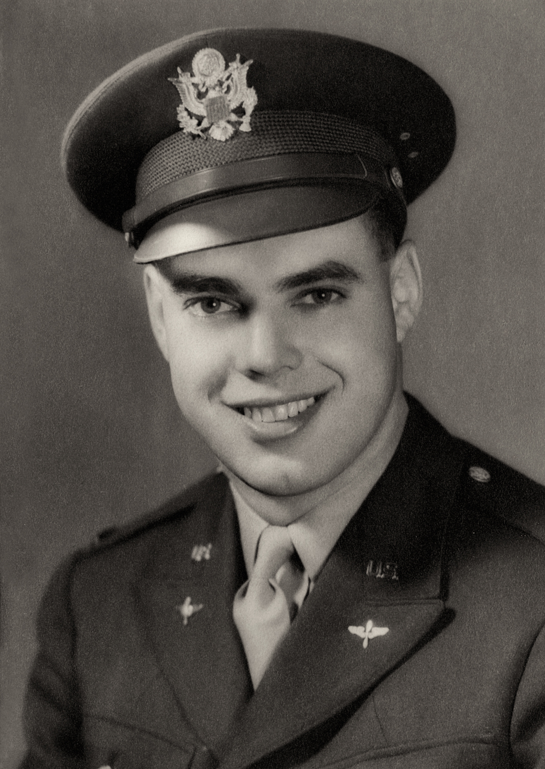 Doug in the Army