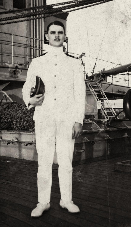 Harry Goodstein 1918