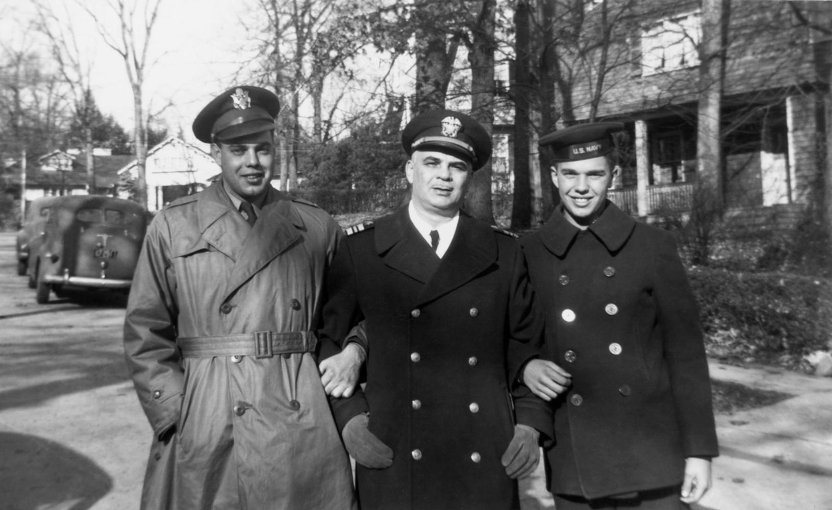 Doug, Harry and Buddy, 1944