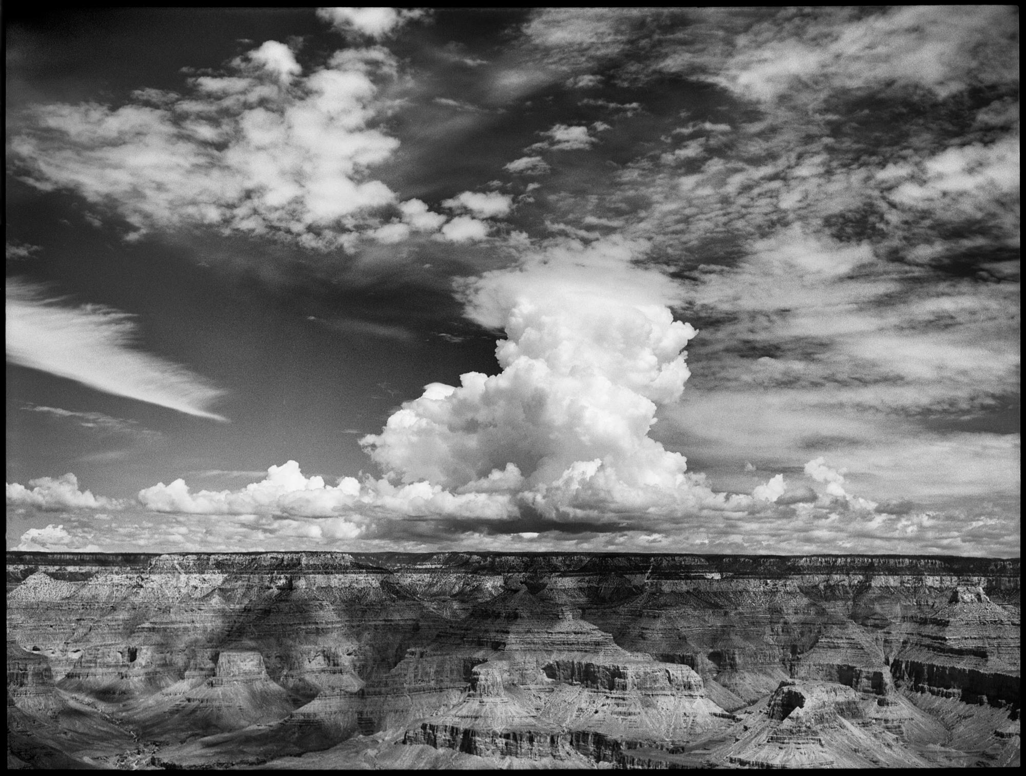 Grand Canyon Storm
