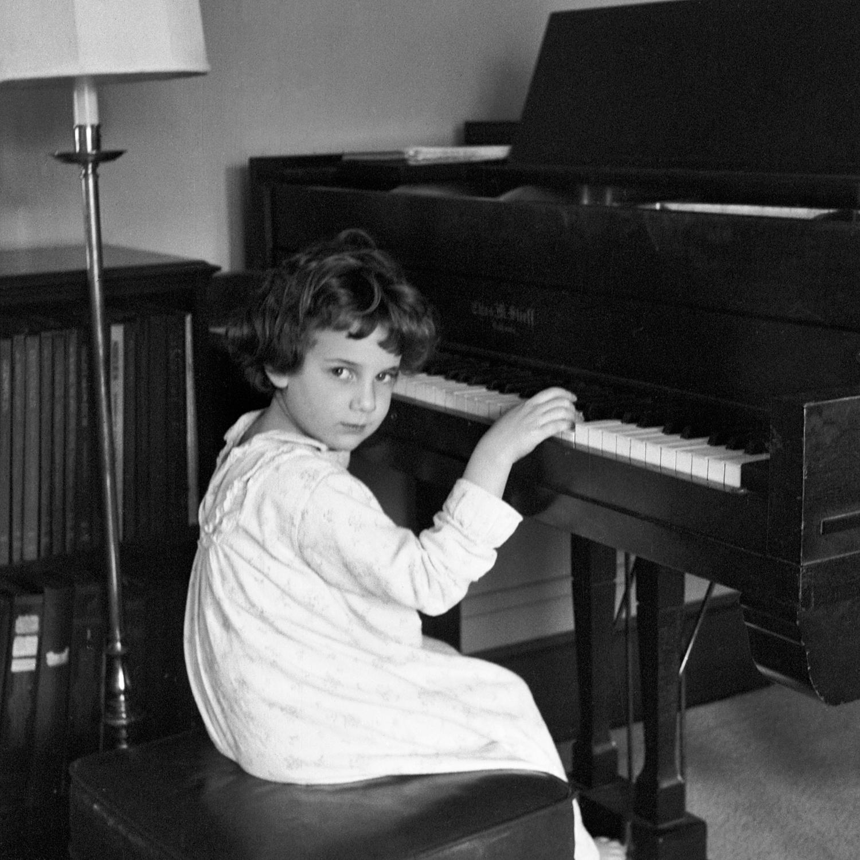 Sally at the Piano