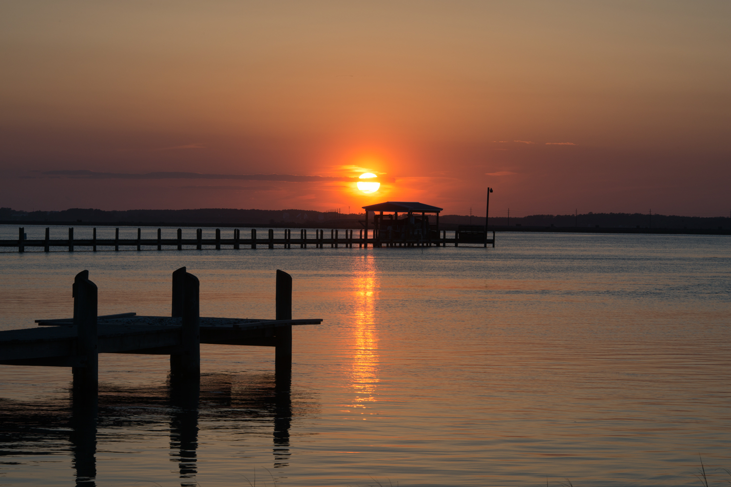Chincoteague, VA, May Evening