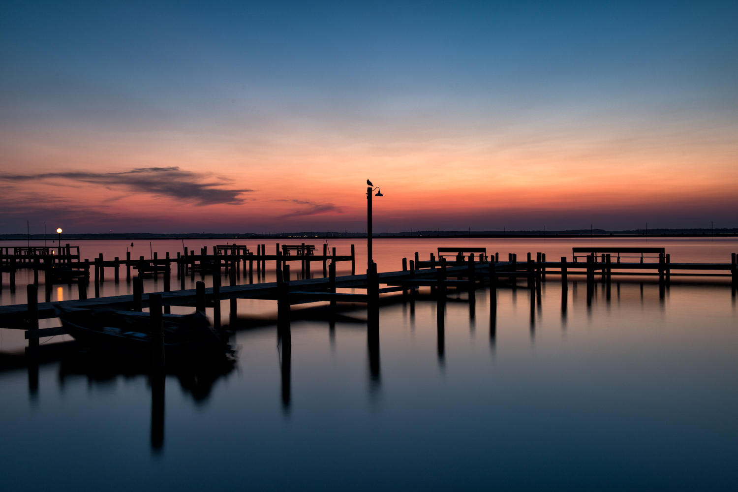 Chincoteague VA, May Evening