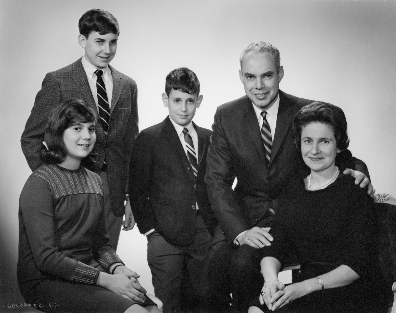 Goodwin Family Portrait