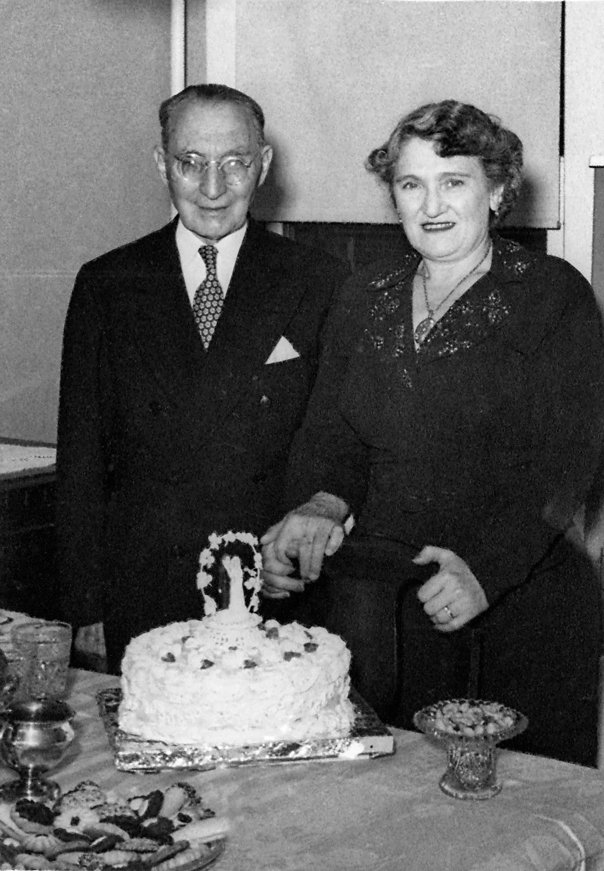 Hyman and Rose Adalman