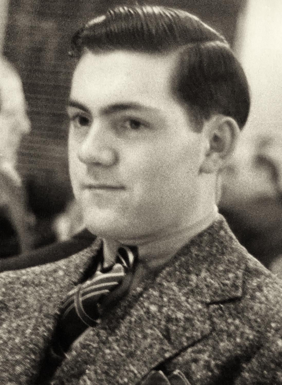 Melvin Solomon Adalman (killed during WWII on Iwo Jima)
