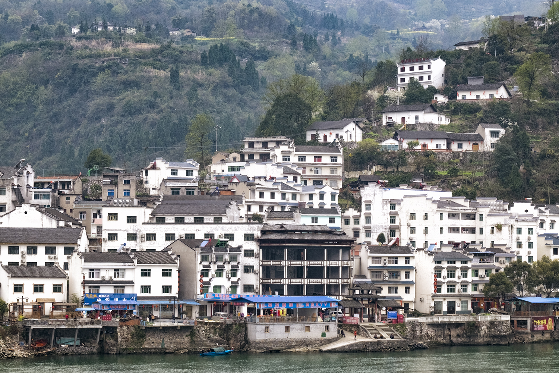 Yangtze River Town