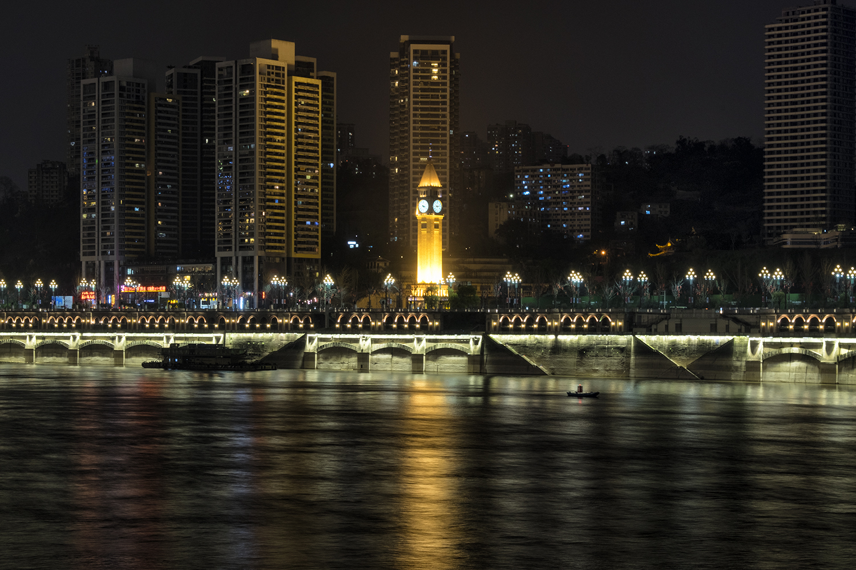 Yangtze River, Chongquing, China
