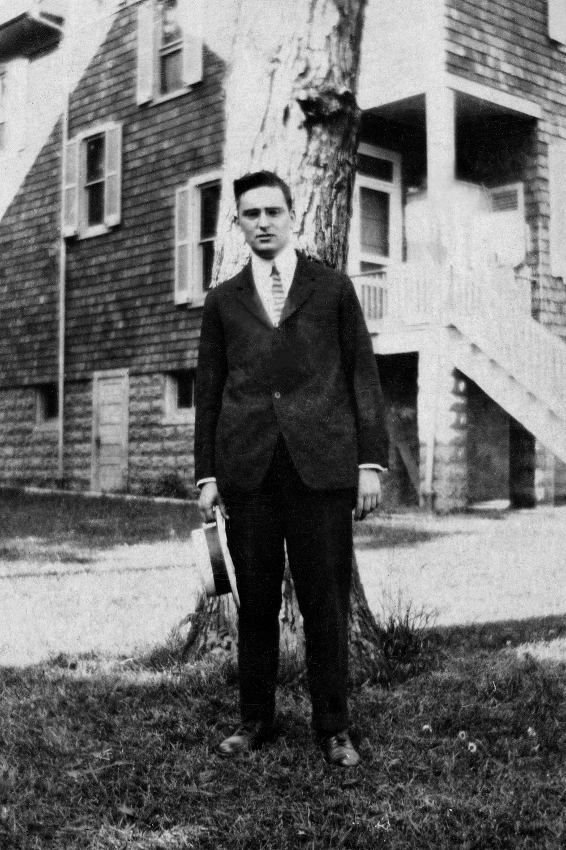 Eli Adalman, 19 years old in 1912