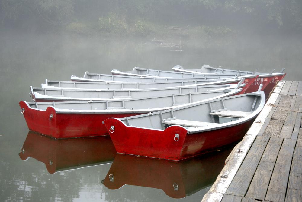 Fletcher Boats, Chesapeake Watershed Exhibit 2009