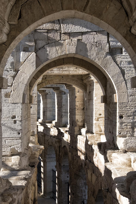 The Arena at Arles