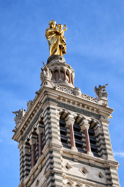 Cathedral of Notra Dame de la Garde, Marseille