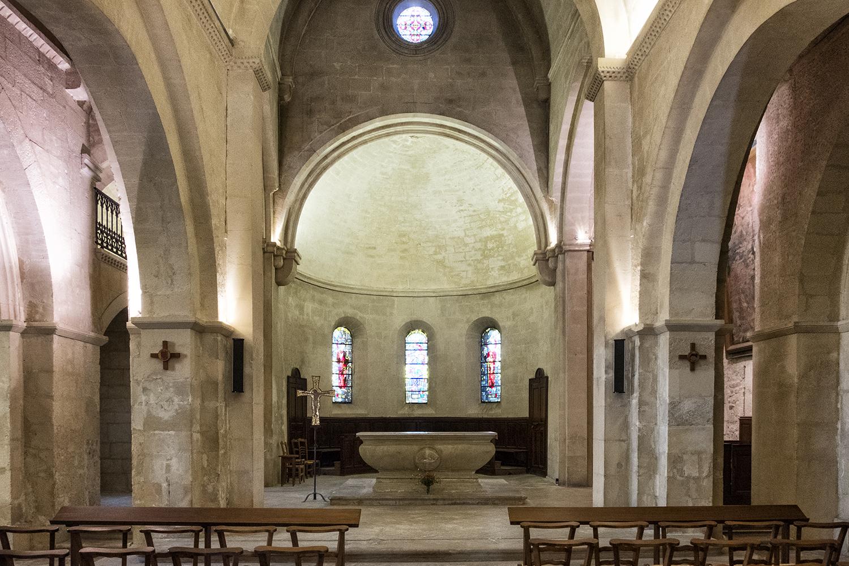 Monastere Saint-Paul de Mausole, October Morning