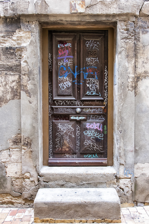 Avignon, October Morning