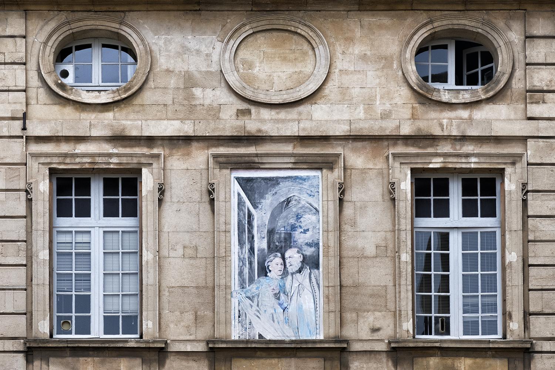 Trompe l'oeil, Avignon
