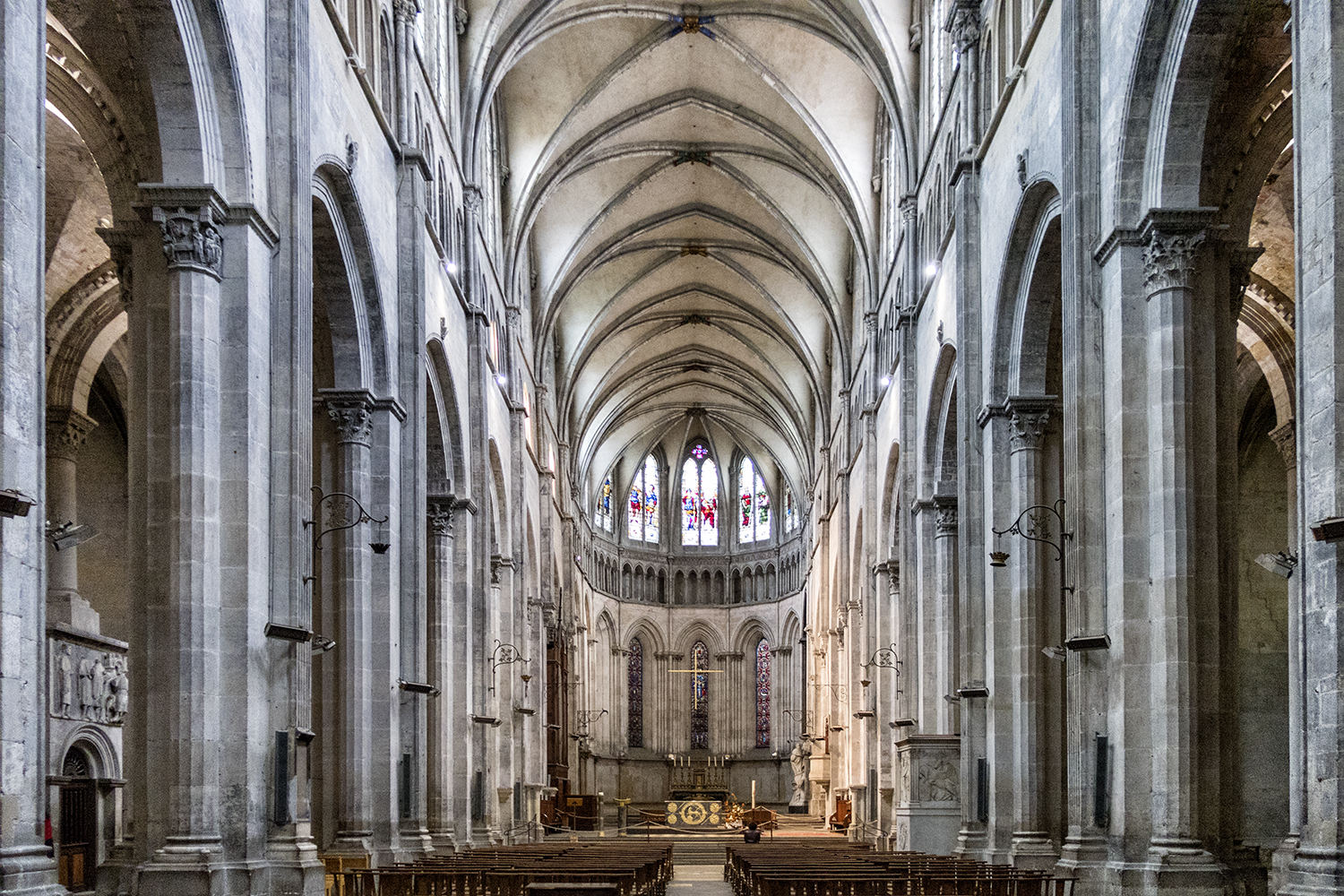 Cathedrale Saint-Maurice, Vienne, France