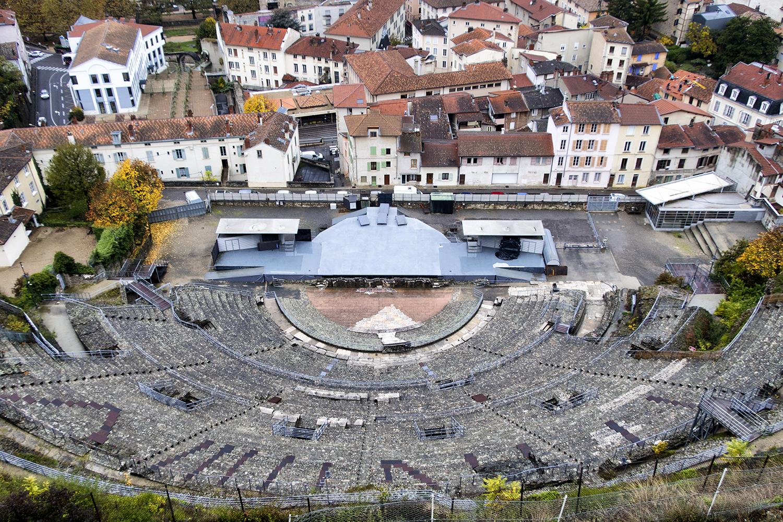 Roman Theater, Vienne, France