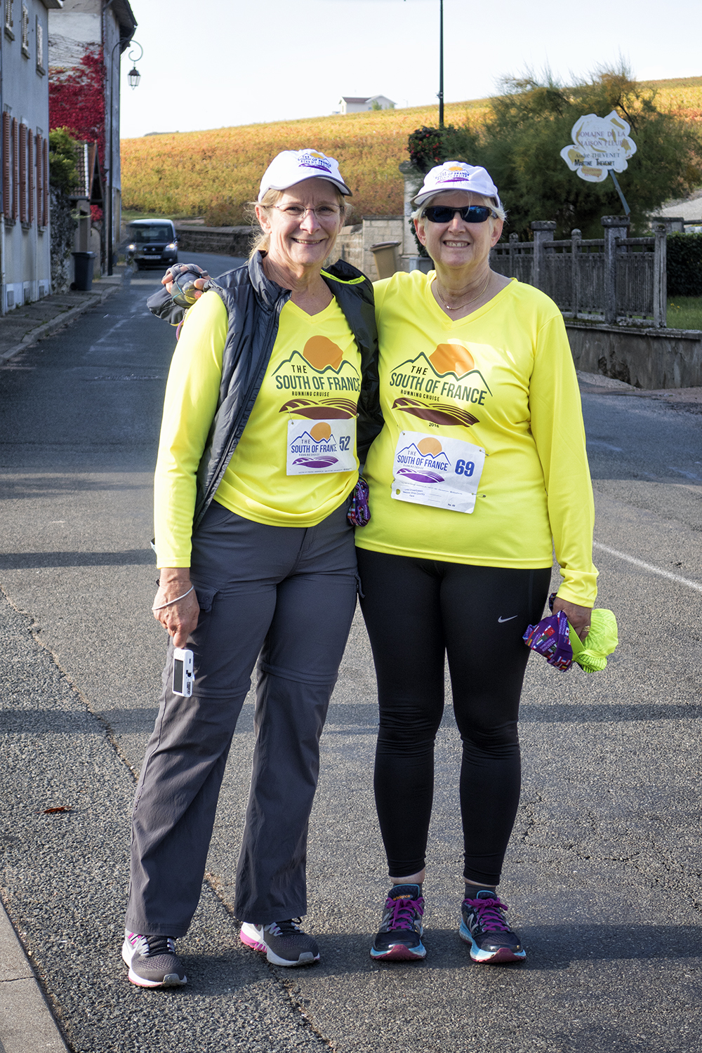 The 5K in Fleurie