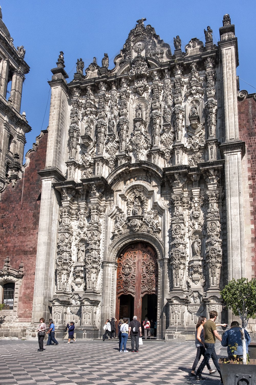 Metropolitan Tabernacle, Mexico City