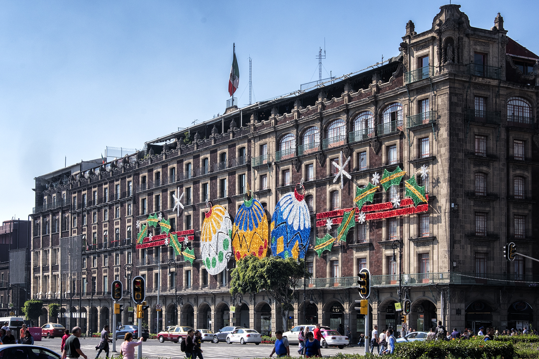 Plaza de la Constitucion, Mexico City