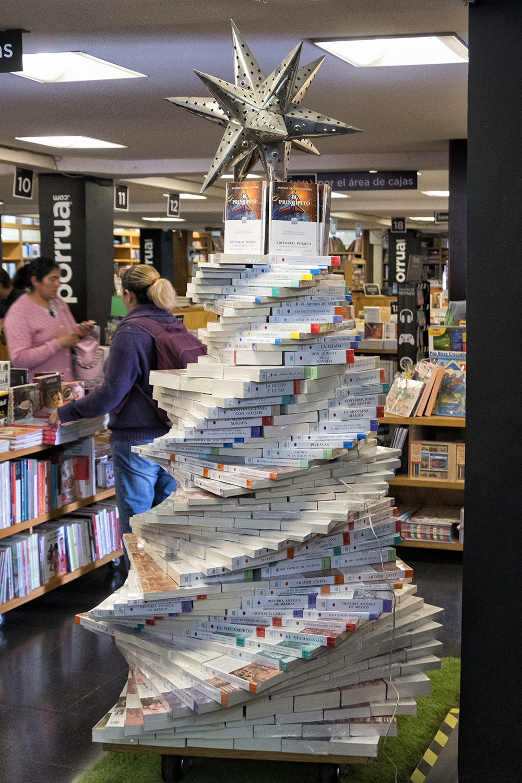 Libreria Porrua, Mexico City