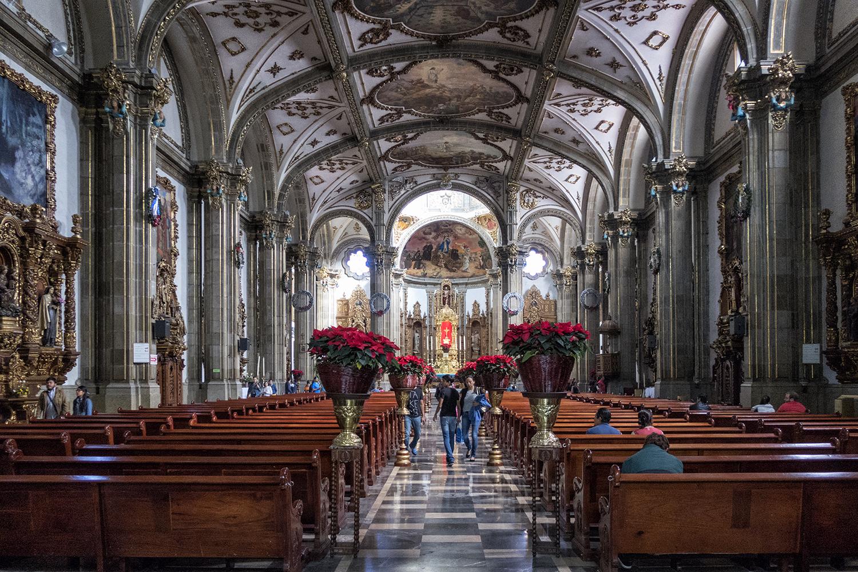 San Juan Bautista, Mexico City