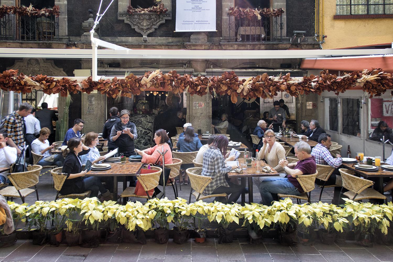Los Danzantes, Cocoacan, Mexico City